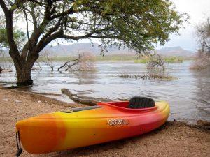kayak rental Mompiche